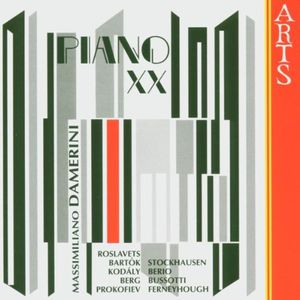 Piano XX 2 /  Various