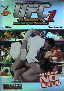 UFC Classics 1: The Beginning