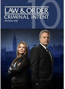 Law & Order - Criminal Intent: The Tenth Year (Final Year)