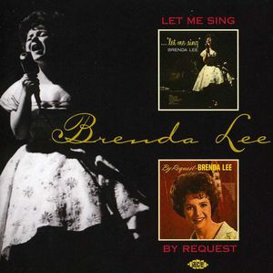 Let Me Sing /  By Request [Import]