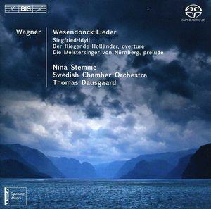 Wesendonck-Lieder /  Siegfried-Idyll /  Overtures