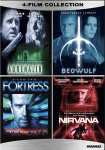 Christopher Lambert 4-Film Collection