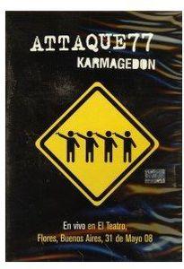 Karmagedon en Vivo [Import]