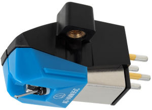 AUDIO TECHNICA AT-VM95C CRTRDG MVG MGNT BLU BLK