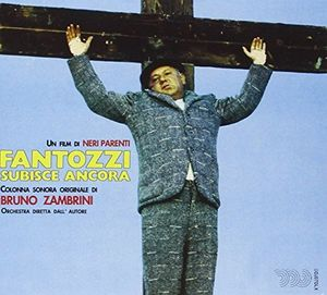 Fantozzi Subisce Ancora (Original Soundtrack) [Import]