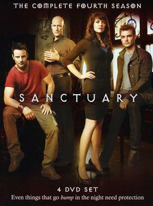 Sanctuary: The Complete Fourth Season