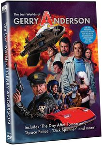 The Lost Worlds of Gerry Anderson