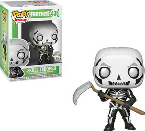 FUNKO POP! GAMES: Fortnite - Skull Trooper