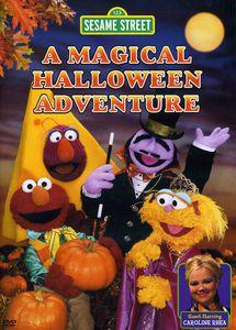 A Magical Halloween Adventure