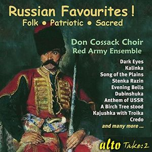 Russian Favourites!