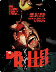 The Driller Killer (Limited Edition Steelbook)