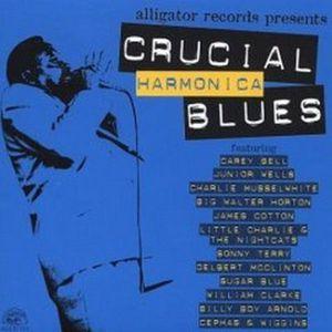 Crucial Harmonica Blues