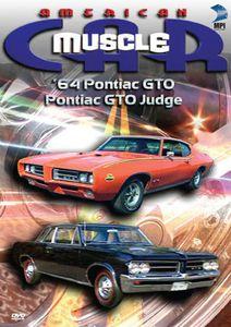 American Muscle Car: '64 Pontiac GTO /  Pontiac GTO Judge