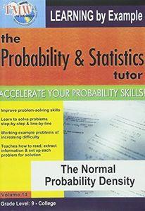 Normal Probability Density