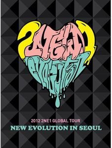2012 Global Tour Live: New Evolution in Seoul [Import]