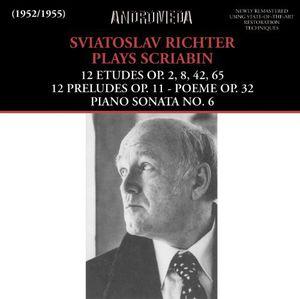 Sviatoslav Richter Plays Scriabin