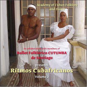 Ballet Folklrico Cutumba/ Academy of Cuban F 2
