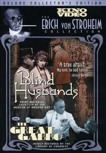 Blind Husbands /  The Great Gabbo