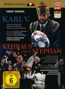 Karl V: Kehraus Um St. Stephan