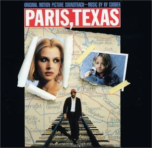 Paris Texas (Purple Vinyl) (Original Soundtrack) [Import]