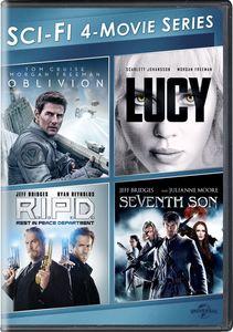 Oblivion /  Lucy /  R.I.P.D. /  Seventh Son