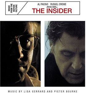 The Insider (Original Soundtrack) [Import]