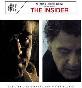 The Insider (Original Soundtrack) [Import]