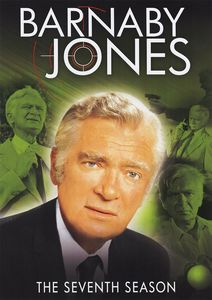 Barnaby Jones: The Seventh Season