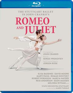 John Cranko's Romeo & Juliet
