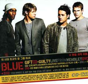 Guilty-Live From Wembley [Import]