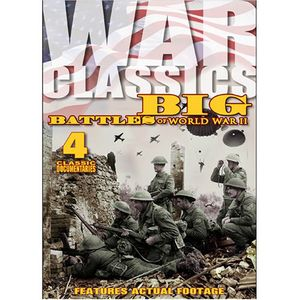 War Classics 12: Big Battles of World War II