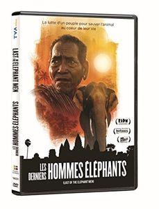 Les Derniers Hommes Elephants [Import]