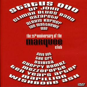 Marquee Club 25th Anniversary