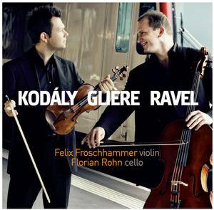 Works for VLN & Cello