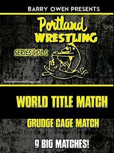 Barry Owen Presents Best Of Portland Wrestling 5