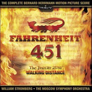 Fahrenheit 451 /  The Twilight Zone Walking Distance