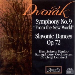 Symphony 9: New World /  Slavonic Dances