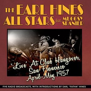 Live At Club Hangover San Francisco April-may 17, 1957