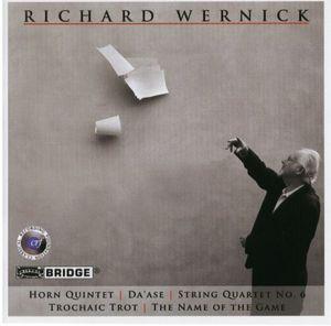 Music of Richard Wernick