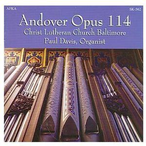 Andover Op. 114