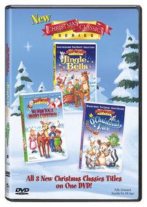 New Christmas Classics 3 on 1