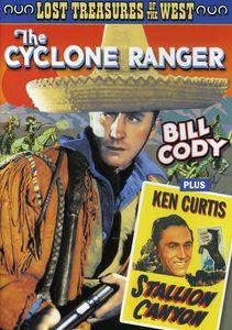 The Cyclone Ranger /  Stallion Canyon