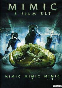 Mimic: 3-Film Set