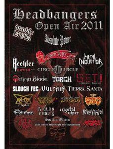 Headbangers Open Air 2011 /  Various [Import]