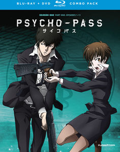 Psycho-Pass: Season One Part One