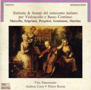 Sonata Op 2 N 4 /  Sinfonia in Do Maggiore