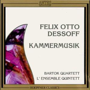 String QT Op 7 /  String Quintet Op 10
