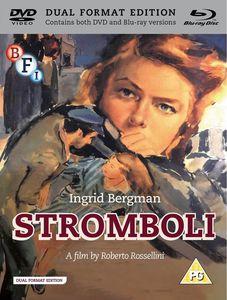 Stromboli (Blu-ray+DVD) [Import]
