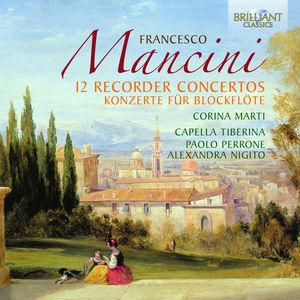 12 Recorder Concertos