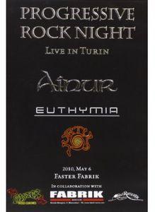 Progressive Rock Night-Live in Turin [Import]